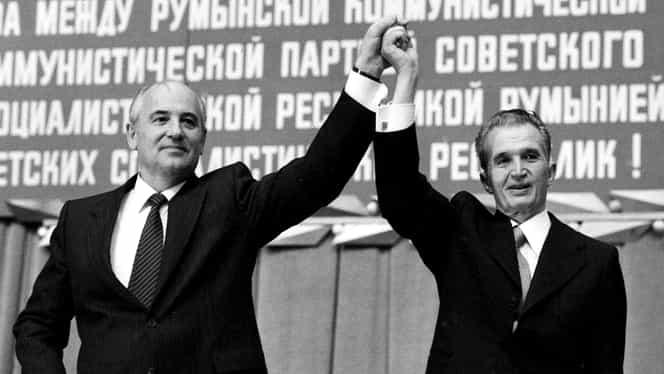 Ultima întâlnire dintre Nicolae Ceaușescu și Mihail Gorbaciov. Planurile mărețe ale liderului român chiar înainte de revoluția din decembrie 1989