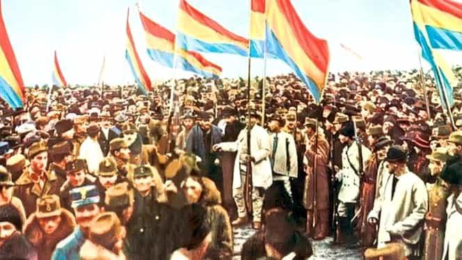 Ziua Națională în an centenar. Ce s-a întâmplat pe 1 decembrie 1918