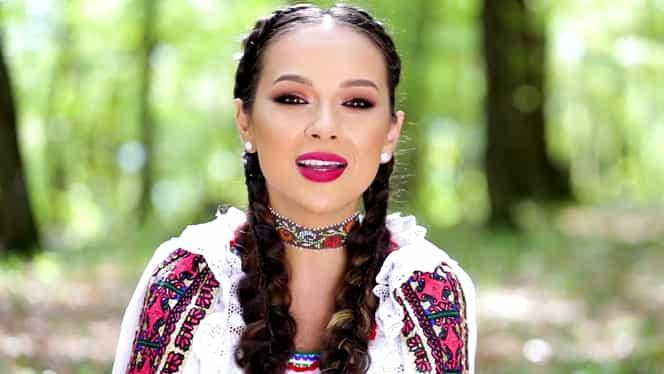 Vlăduța Lupău face o avere din clipurile urcate pe Youtube. Frumoasa cântăreaţă câştigă mii de euro pe lună