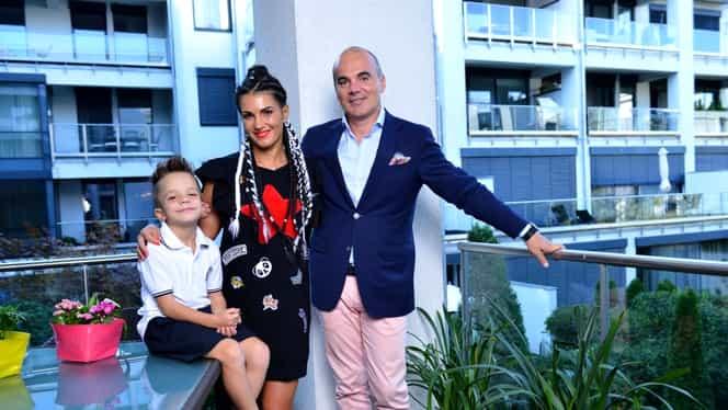 Cum arată Florina, soția lui Rareș Bogdan! Cu ce se ocupă jumătatea fostului jurnalist Realitatea TV