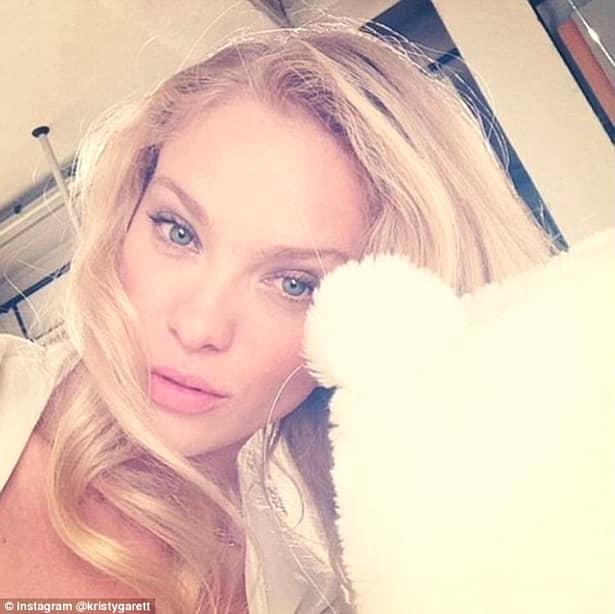 GALERIE FOTO. O blondă superbă din Georgia încheie epoca femeilor goale din cea mai populară revistă pentru bărbaţi
