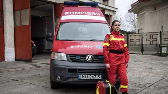 Intervenție SMURD pentru prefectul de Timiș! Lilianei Oneț i s-a făcut rău după şedinţa Comitetului pentru Situaţii de Urgenţă