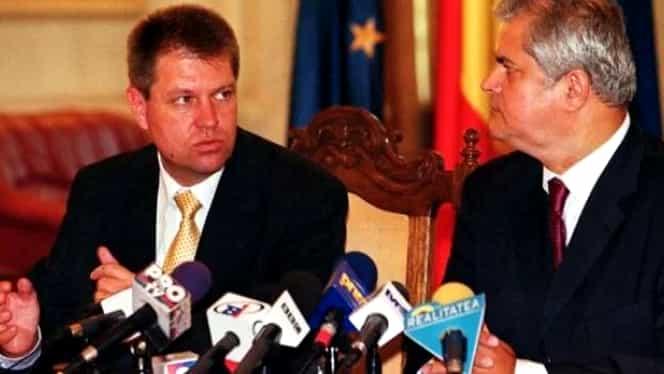 Adrian Năstase, deranjat de mesajul preşedintelui Klaus Iohannis! Invită PSD la război