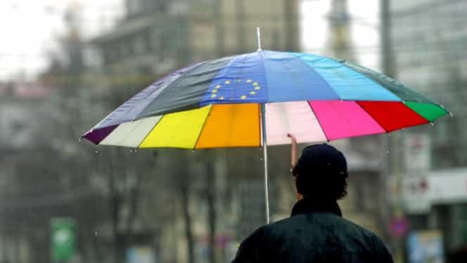 Prognoza meteo: marți, 4 februarie 2020. Cum va fi vremea în București, Brașov, Constanța, Cluj-Napoca și Iași. Ploile pun stăpânire pe țara noastră