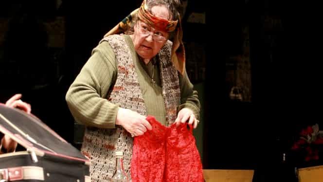 Doliu pe scena teatrului românesc! A murit actrița Ligia Dumitrescu!