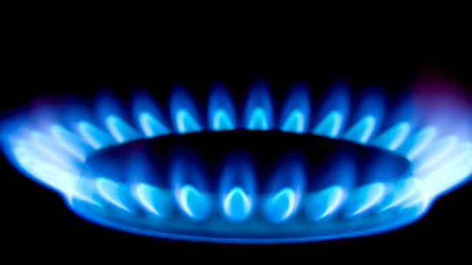 Scumpirea gazelor naturale, amânată până pe data de 1 noiembrie