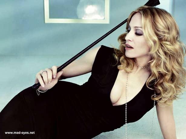 GALERIE FOTO. Nudurile Madonnei de la 20 de ani, publicate! Imagini de arhivă