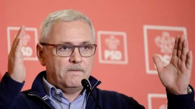 """Liviu Dragnea, reacție de ultimă oră: """"USR vrea să anuleze legea pensiilor"""""""