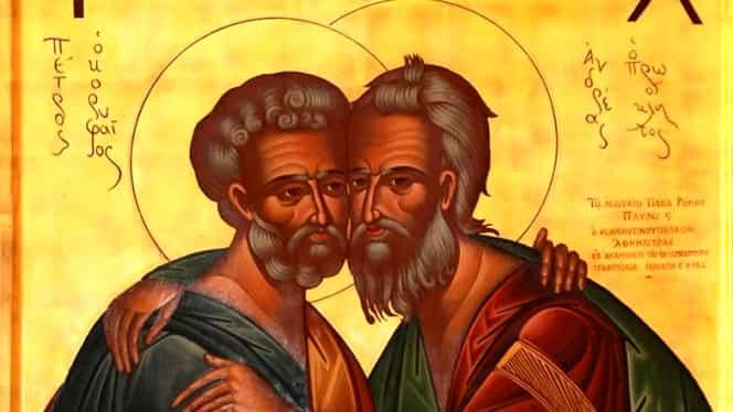 Când începe postul Sfinților Petru și Pavel 2018