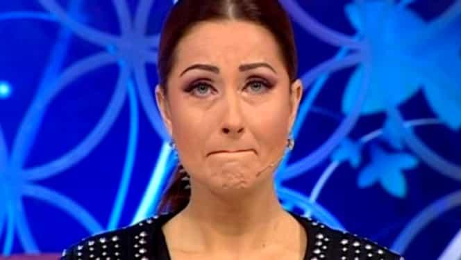 """Gabriela Cristea, în lacrimi la TV! """"Din păcate, analiza nu este decontată"""""""