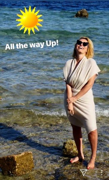 Andreea Esca, HOT în vacanța exotică! S-a pozat așa, iar imaginile au scăpat pe Internet