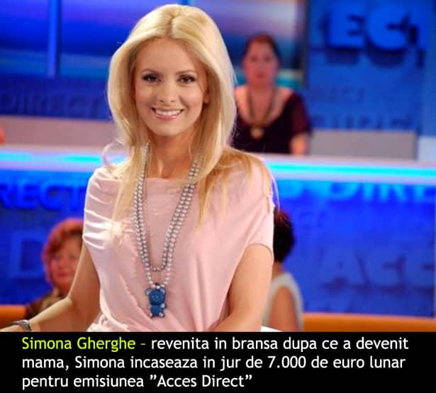 Locul 16 - Simona Gherghe