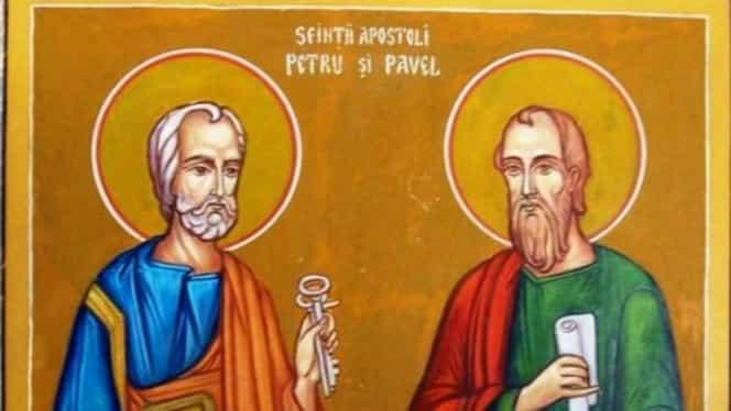 Ce este bine să faci de Sfinții Petru și Pavel ca să ai noroc până la finalul anului