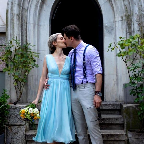 Actorul Emilian Oprea din serialul Vlad s-a căsătorit în secret