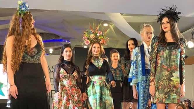 Anamaria Prodan a urcat pe podium, alături de fiica ei Rebecca