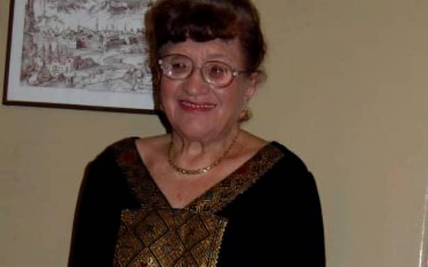 A murit Ileana Constantinescu