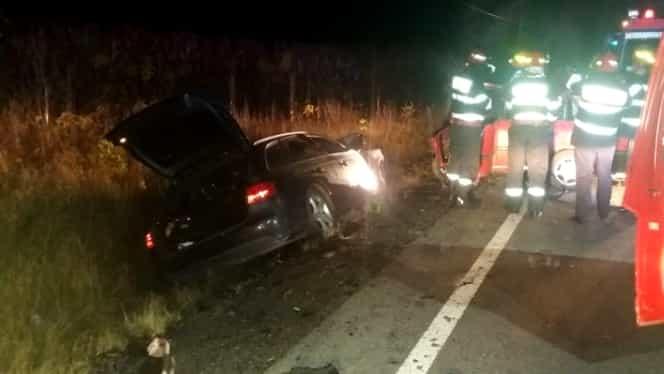 Caz înfiorător în Sibiu! Doi tineri care urmau să se căsătorească au decedat într-un accident rutier. Tânăra era însărcinată în 7 luni.