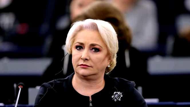 """Viorica Dăncilă spune că este cel mai jignit premier din istorie: """"Mi s-a cerut demisia"""""""