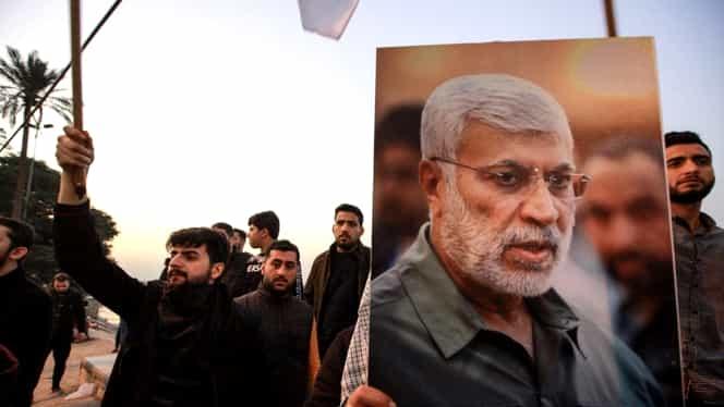 Două rachete au lovit o bază militară americană din Irak, la o zi după eliminarea generalului Soleimani