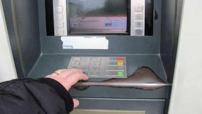 Bancomat aruncat în aer la Brașov! Câți bani erau înăuntru