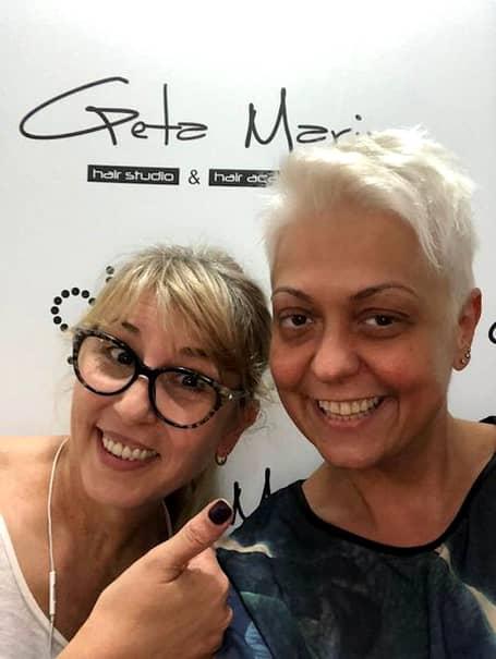 Iată cum arată Loredana Groza și Monica Anghel fără pic de machiaj. Galerie FOTO