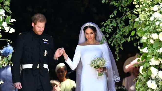 Mesajul ascuns din spatele titlului de Duce și Ducesă de Sussex al prințului Harry și al doției sale!