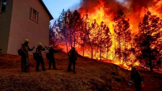 Incendiile din California, imagini incredibile: casa de 4,8 milioane de dolari a lui Anthony Hopkins, neatinsă