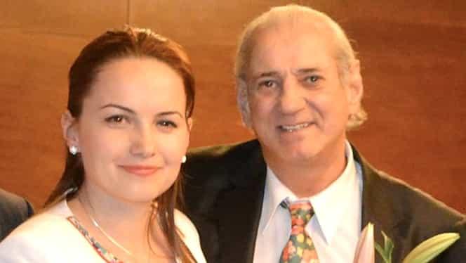 Gheorghe Zamfir, nuntă secretă cu iubita mai tînără cu 44 de ani