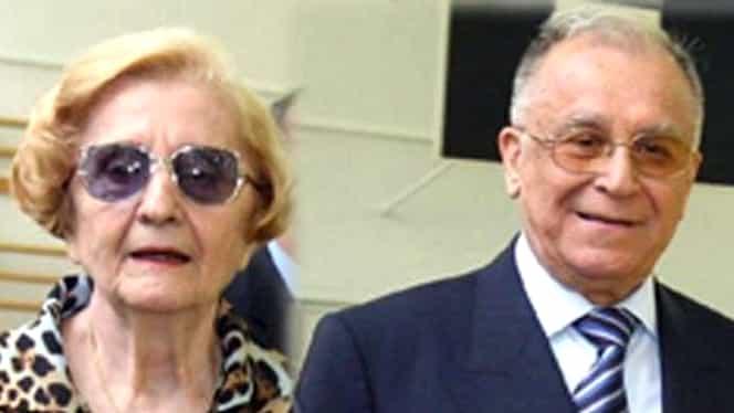 Nina Iliescu şi-a postat talonul de pensie pe blogul soţului ei!