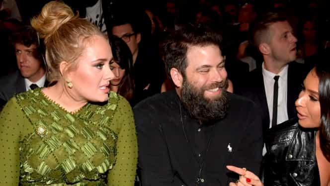 Adele și Simon Konecki divorțează după un mariaj de doi ani! Care este motivul