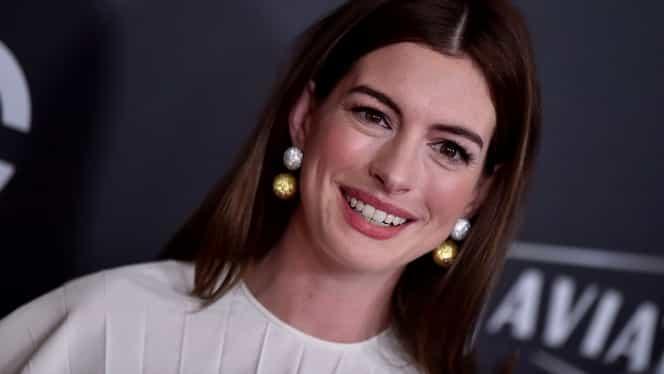 Frumoasa actriță Anne Hathaway a anunțat că este însărcinată. Modul inedit prin care a făcut asta!