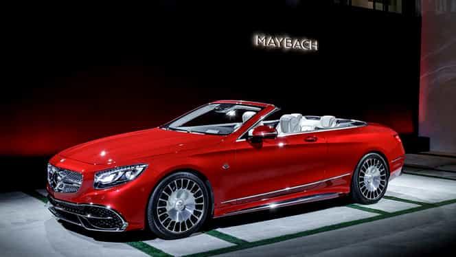 Un miliardar român şi-a cumpărat o maşină ediţie limitată în valoare de 350 de mii de euro!