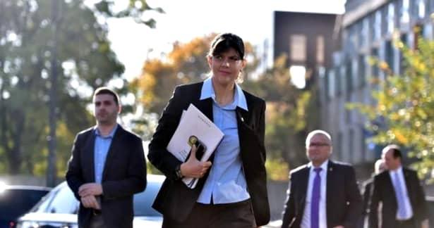 Anunţul neaşteptat al CEDO încazul plângerii formulată de Laura Codruţa Kovesi! Ce se întâmplă în cazul demiterii fostei şefe a DNA