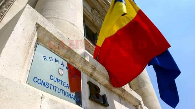 Decizia CCR cu privire la sesizarea premierului Viorica Dăncilă împotriva președintelui Klaus Iohannis
