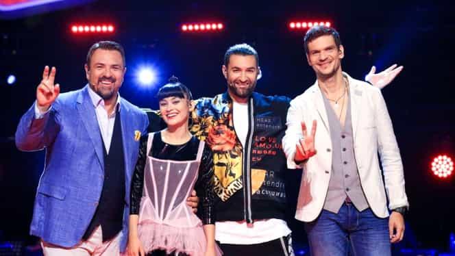 Tudor Chirilă și Smiley au pus-o la respect pe Irina Rimes la Vocea României. Momente tensionate în semifinala de la Pro TV