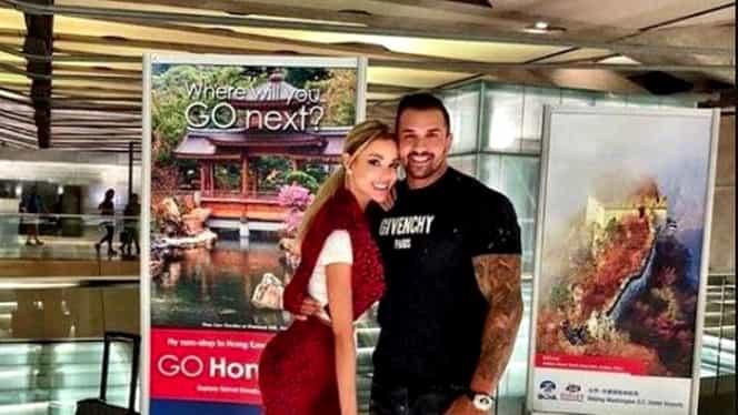 Bianca Drăguşanu, vacanţă de lux alături de Alex Bodi! Unde o răsfaţă afaceristul