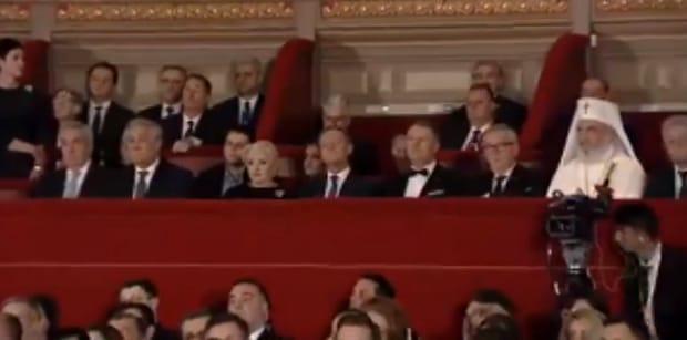 Fiul Vioricăi Dăncilă, alături de cele mai importante nume din Parlamentul European și din politica românească