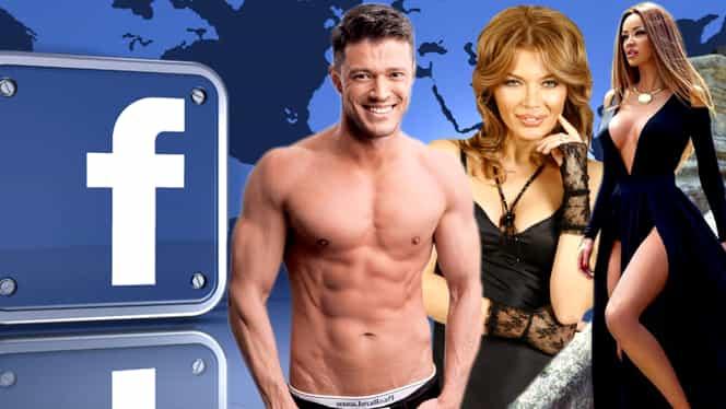 Storc bani din like-uri! Cît cîştigă vedetele din România pe Facebook