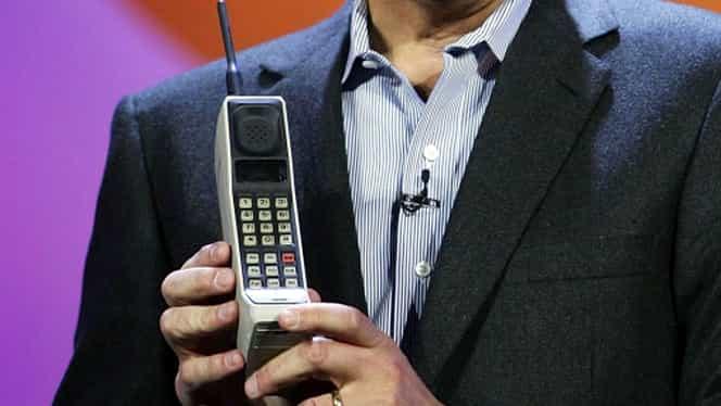21 septembrie, semnificaţii istorice! Primul telefon mobil primeşte aprobarea! Ce greutate avea!