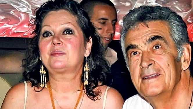 Mesaje emoționante la 7 ani de la moartea actorului Iurie Darie. Anca Pandrea, îndurerată la cimitir