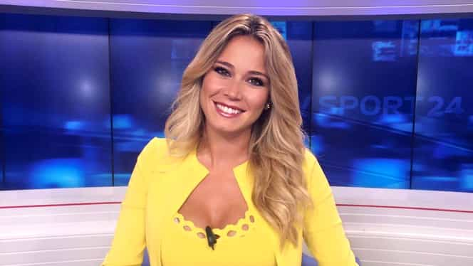 Scandal în televiziune! O îndrăgită prezentatoare TV apare nud în mai multe poze care i-au fost furate din telefon