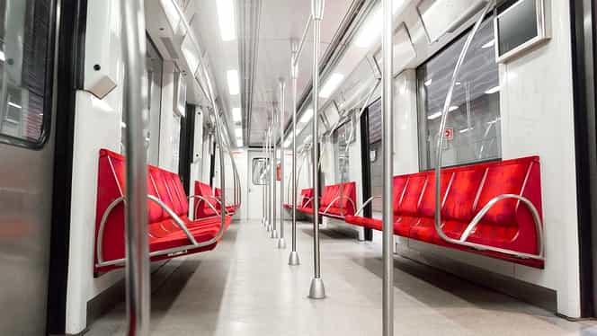 Un bărbat a fost înjunghiat la metrou. Incidentul s-a petrecut în stația Iancului