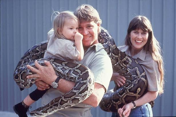 Familia lui Steve Irwin a salvat zeci de mii de animale în incendiul din Australia. Fiica realizatorului de documentare, cea mai implicată