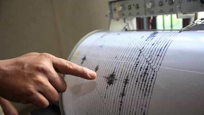 Un cutremur puternic a avut loc în Bulgaria! Seismul de 4,5 pe Richter a avut loc la o adâncime foarte mică