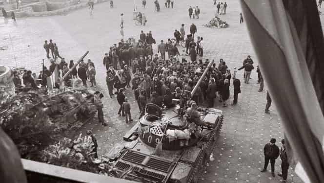 """17 decembrie 1989, ziua în care Armata a tras în popor. Primii morți la Timișoara: """"Mama zăcea pe jos, împușcată în cap"""""""