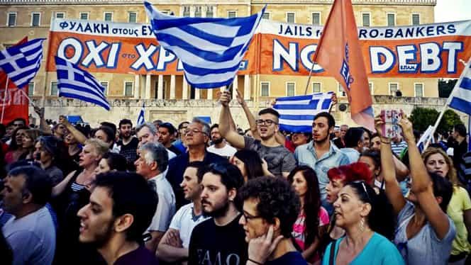 Grevă generală în Grecia! Traficul a fost paralizat, unele servicii publice şi-au întrerupt activitatea!