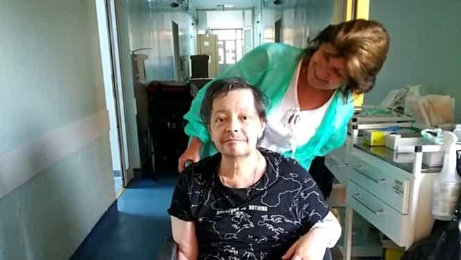 Imagine răvăşitoare cu Leo Iorga, din spital. Artistul s-a operat de cancer la picior