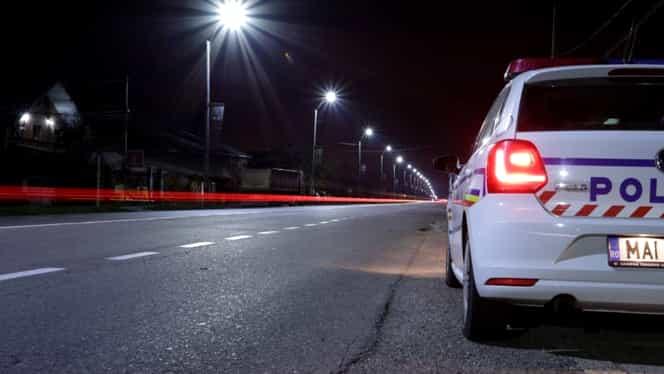 Tupeu maxim: Un hoț de mașini, a fugit cu autospeciala de poliție chiar din sediul instituției!
