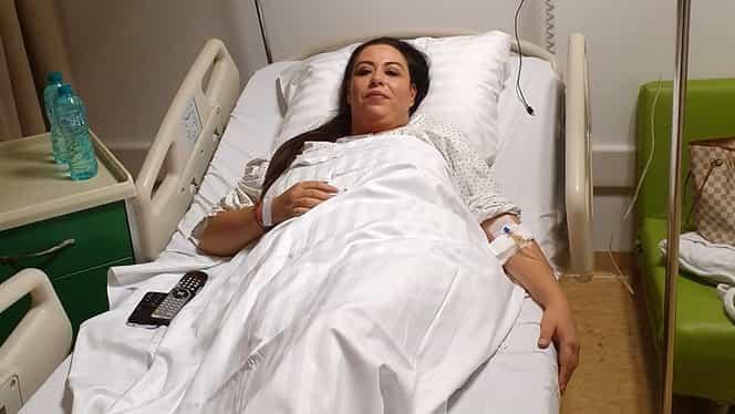 Oana Roman a ajuns de urgență la spital. Fiica lui Petre Roman a dezvăluit ce probleme de sănătate are