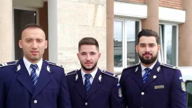 Cine sunt polițiștii care l-au prins pe agresorul fetei din Alba Iulia